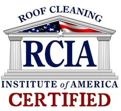 Larry Millette - Roof Cleaning Institute Of America Master Certified Roof Cleaning Instructor & RCIA Certified Roof Cleaner