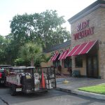 Commercial Resturant Pressure Washing Clearwater Florida Before