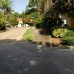 HoA Paver and Sidewalk Pressure Washing New Port Richey Before