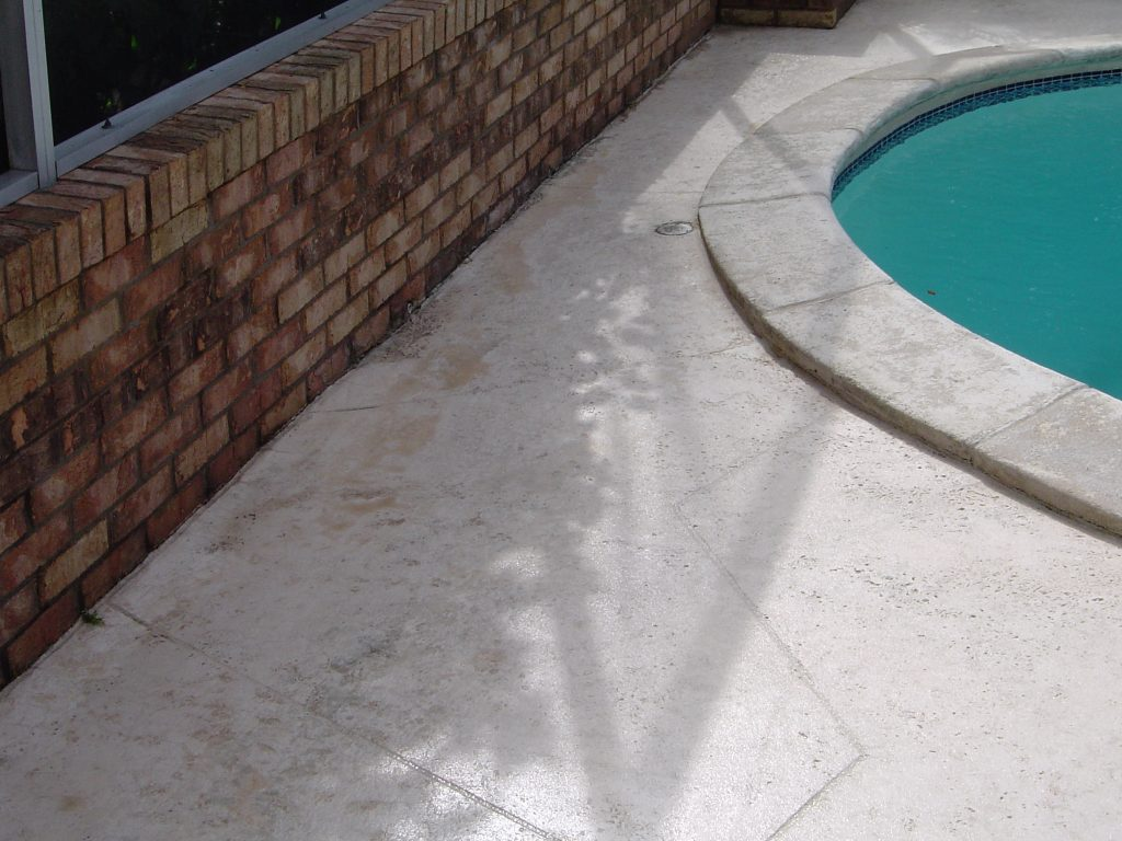Pool Deck Cleaning Safety Harbor Florida After