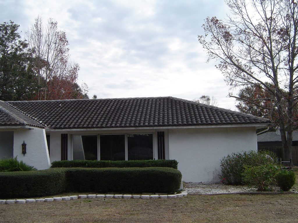 All Surface Pressure Cleaning Tile Roof Cleaning